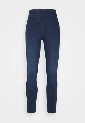 PANTALONI TROUSERS - Jeans Skinny - washed dark blue