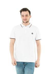 Timberland - Polo shirt - blanc - 0
