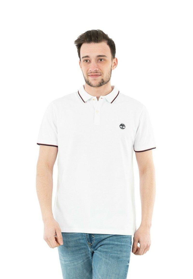 Timberland - Polo shirt - blanc