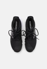 adidas Performance - GAMECOURT  - All court tennisskor - core black/footwear white - 3