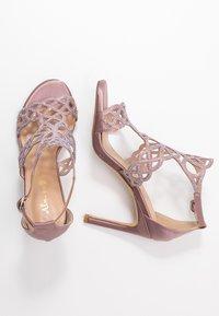 Alma en Pena - High heeled sandals - purple - 4