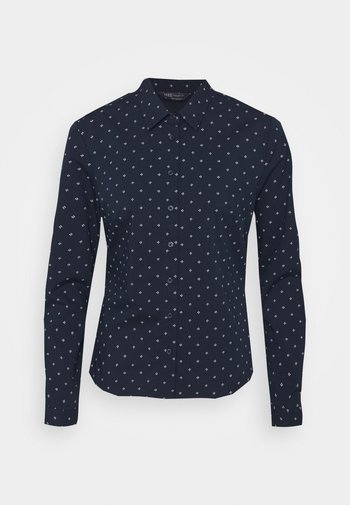 GEO FITTED SHIRT