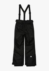 Icepeak - CARTER - Spodnie narciarskie - black - 1