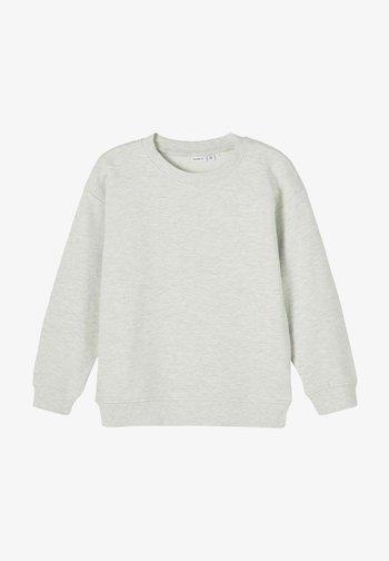 Sudadera - light grey melange
