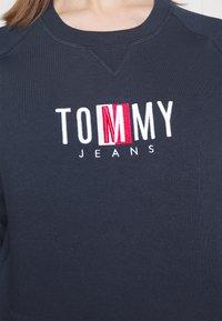 Tommy Jeans - TIMELESS BOX  - Mikina - twilight navy - 4