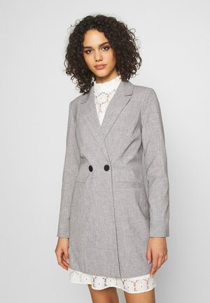 VMDORIT  - Short coat - light grey melange