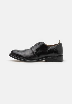 Lace-ups - todi washed black