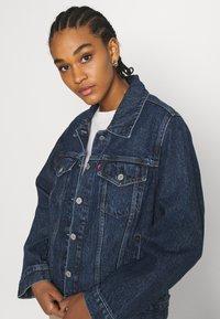 Levi's® - ADJUST - Denim jacket - twilight poppy - 3