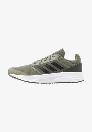 GALAXY CLASSIC CLOUDFOAM SPORTS RUNNING SHOES - Neutral running shoes - legend green/core black/legend earth