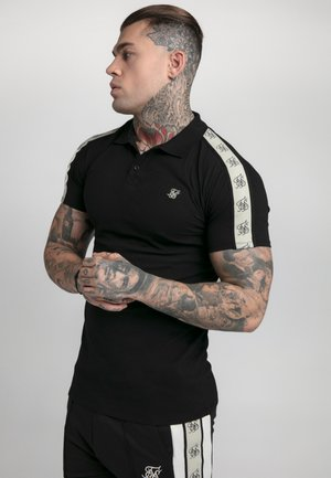 PREMIUM TAPE - Polo shirt - black