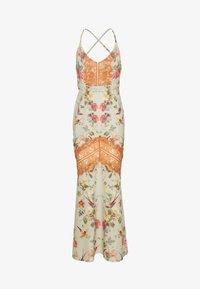 Hope & Ivy Petite - PETITE - Vestito elegante - white/orange - 0