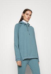 CALANDO - Sweatshirt - blue - 0