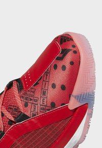 adidas Performance - DAME 6 SHOES - Basketball shoes - red - 9
