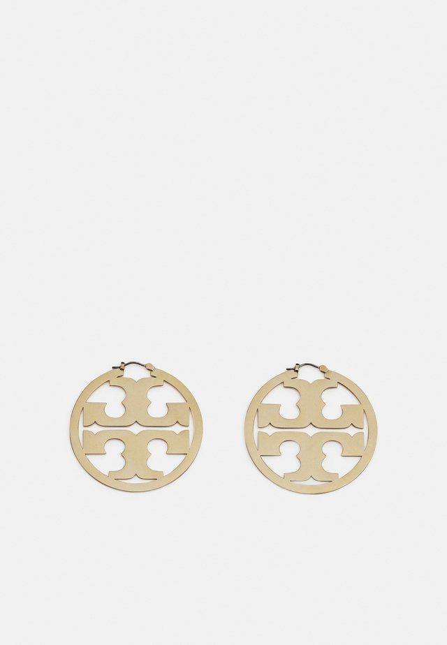 MILLER HOOP EARRING - Pendientes - gold-coloured