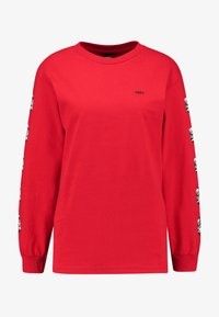 Obey Clothing - OBEY CUBE - Long sleeved top - red - 4