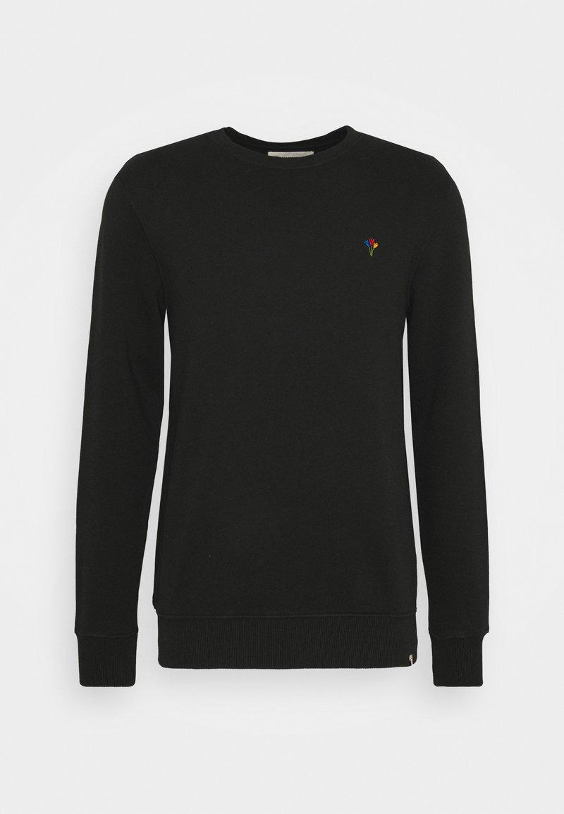 REVOLUTION - CREWNECK - Sweatshirt - black