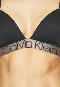 Calvin Klein Underwear - LINED - Triangel-BH - black - 5