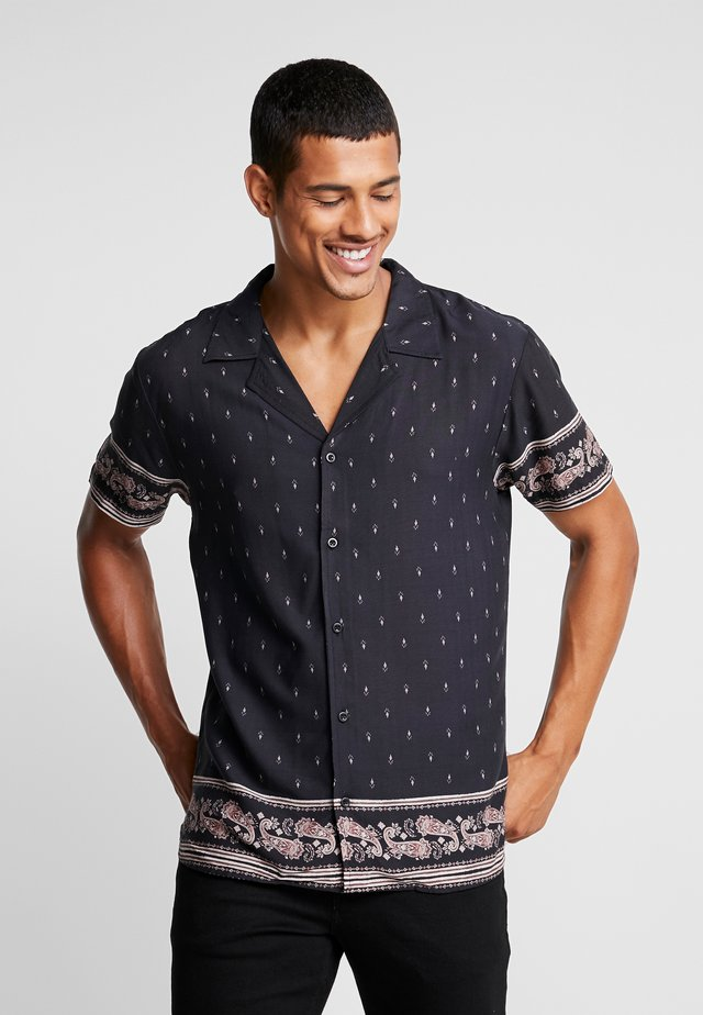 JUBA  - Shirt - black