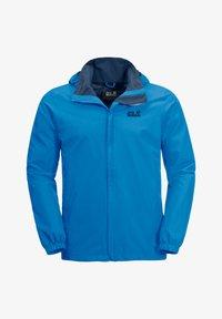 Jack Wolfskin - Hardshell jacket - brilliant blue - 4