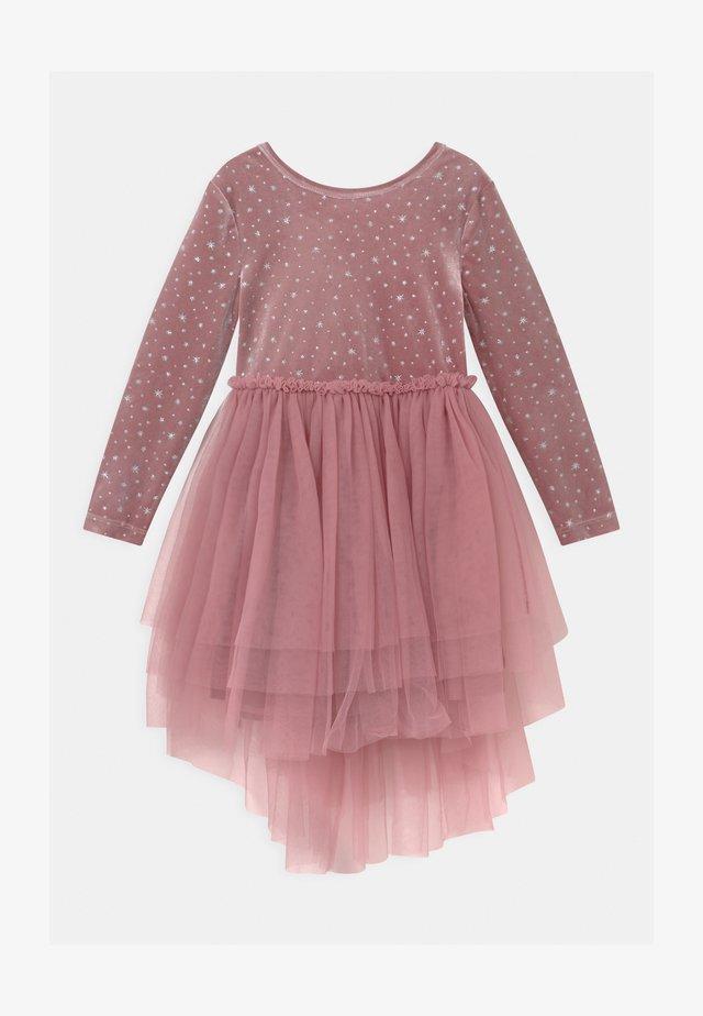IRIS LONG SLEEVE  - Cocktail dress / Party dress - dusty berry