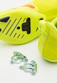Nike Performance - SUPERREP CYCLE - Fahrradschuh - cyber/blackened blue/bright mango - 5