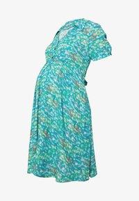 Slacks & Co. - MARA - Day dress - brush green - 4