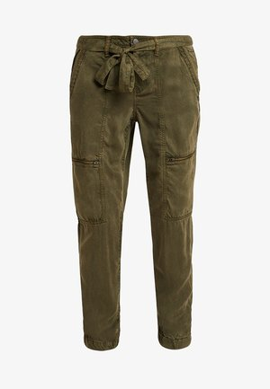 ROOKIE PANT - Trousers - laurel khaki