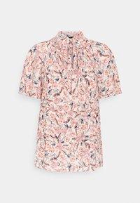 DRAPEY  - Blouse - pink/multi-coloured