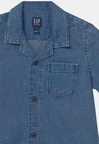 GAP - BOY  - Shirt - blue denim - 2