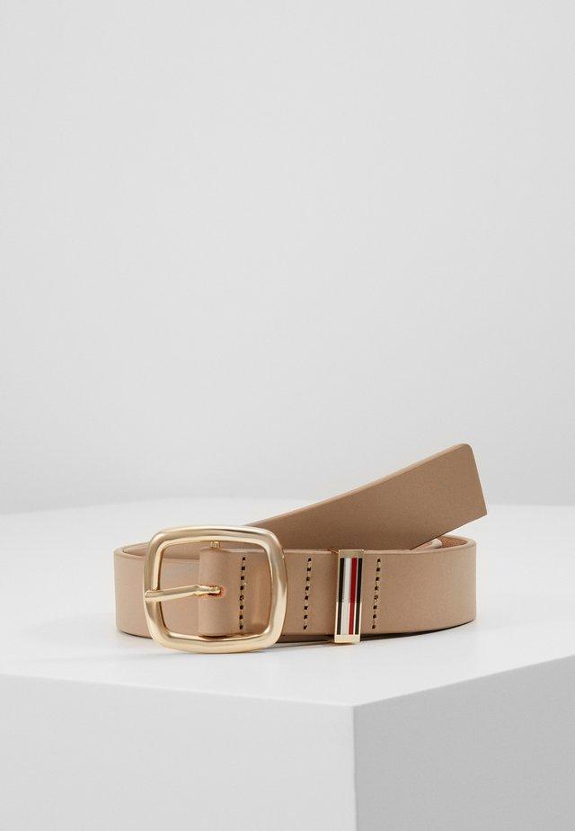 CORPORATE BELT - Belt - neutral/tan