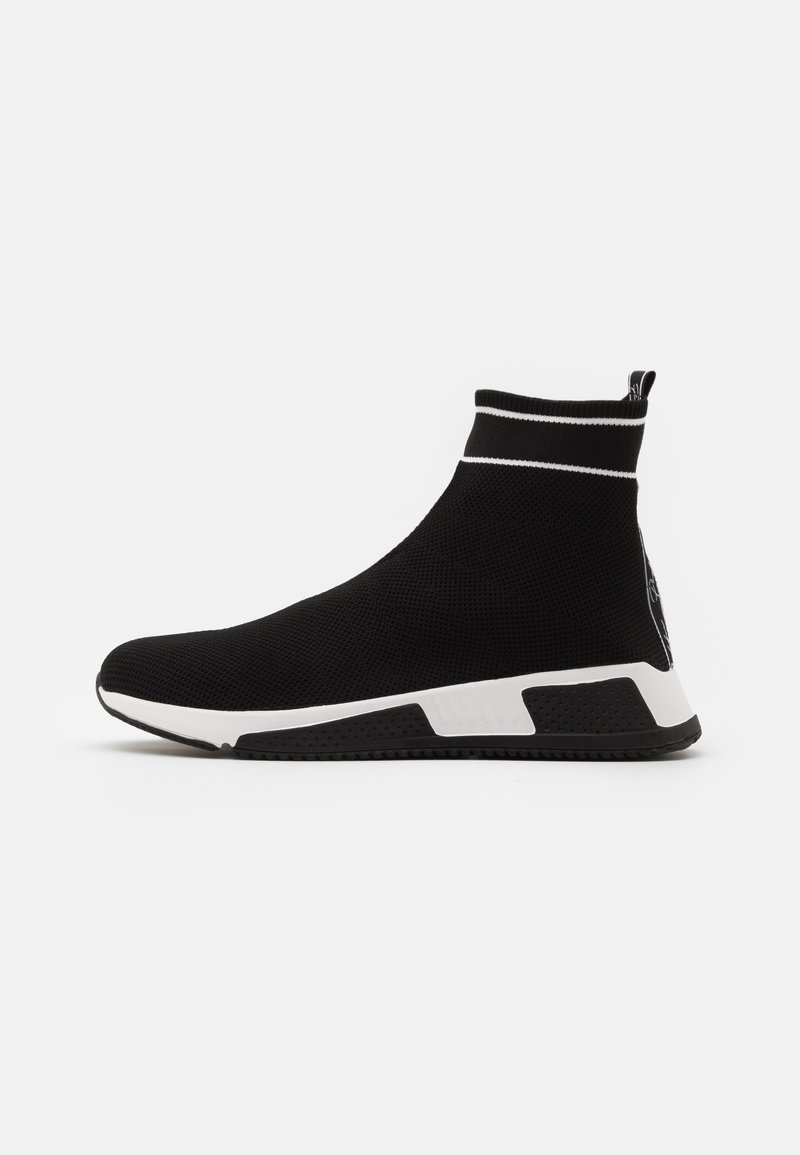 River Island - Sneakersy wysokie - black