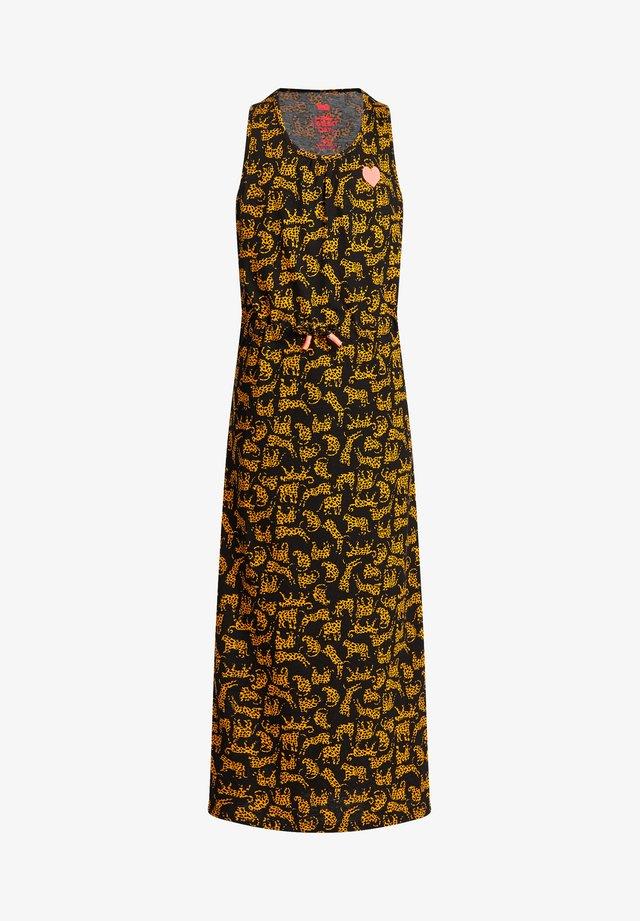 MET PANTERDESSIN - Maxi dress - all-over print