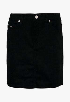 SHORT SKIRT - Minijupe - black