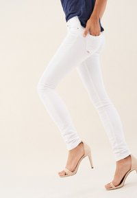 Salsa - PUSH UP SKINNY - Jeans Skinny Fit - weiß_0001 - 2