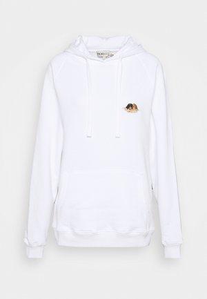 ICON ANGELS HOODIE - Sweatshirt - white
