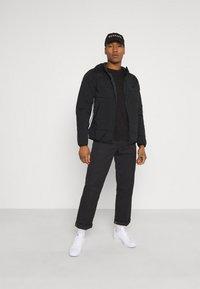 adidas Originals - HOODY - Chaqueta de entretiempo - black - 1