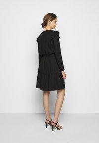 Bruuns Bazaar - PRALENZA AUDREY DRESS - Day dress - black - 2
