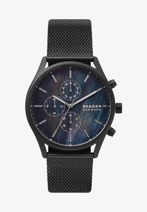 HOLST - Chronograph watch - black