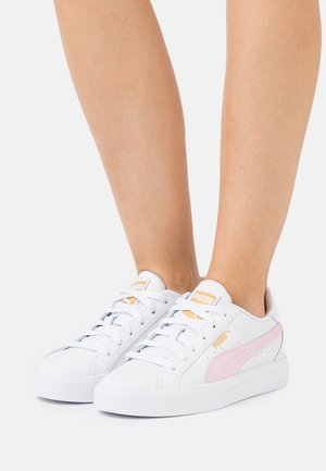 ANA  - Baskets basses - black/pink lady