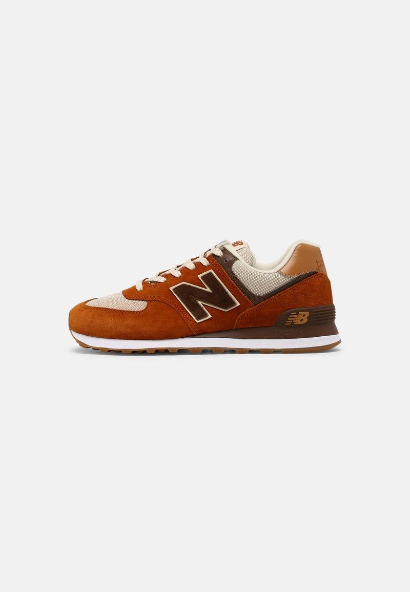 New Balance - 574 UNISEX - Sneakersy niskie - canyon