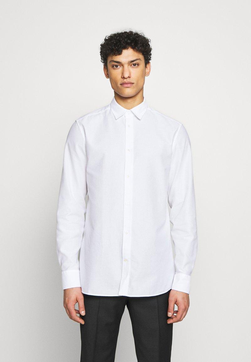 J.LINDEBERG - DANIEL AIRCEL - Formální košile - white