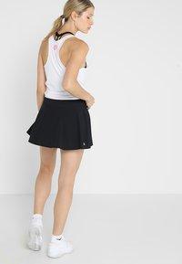 BIDI BADU - MORA TECH SKORT - Sportovní sukně - black - 2
