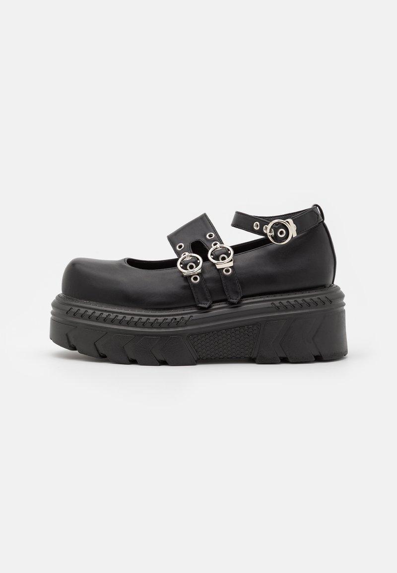 Koi Footwear - VEGAN  - Ballerinasko m/ rem - black
