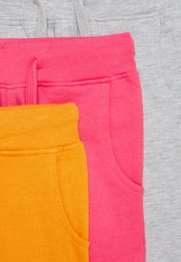 Friboo - 3 PACK - Trainingsbroek - berry/light grey/ochre - 3