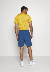 Nike Performance - FLEX SHORT - Pantalón corto de deporte - mystic navy/black - 2
