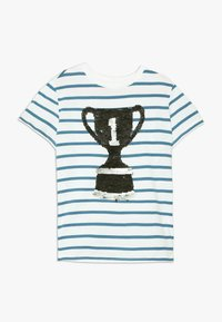 Friboo - T-shirt med print - bright white - 0