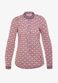Emily van den Bergh - Skjorte - red/white - 4