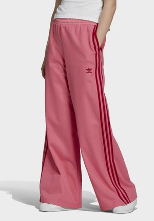 CLASSICS  - Tracksuit bottoms - red/pink