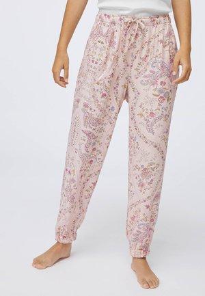 Nattøj bukser - mauve