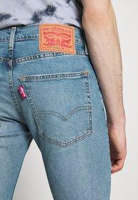 Levi's® - 512™ SLIM TAPER LO BALL - Slim fit jeans - light blue denim - 3